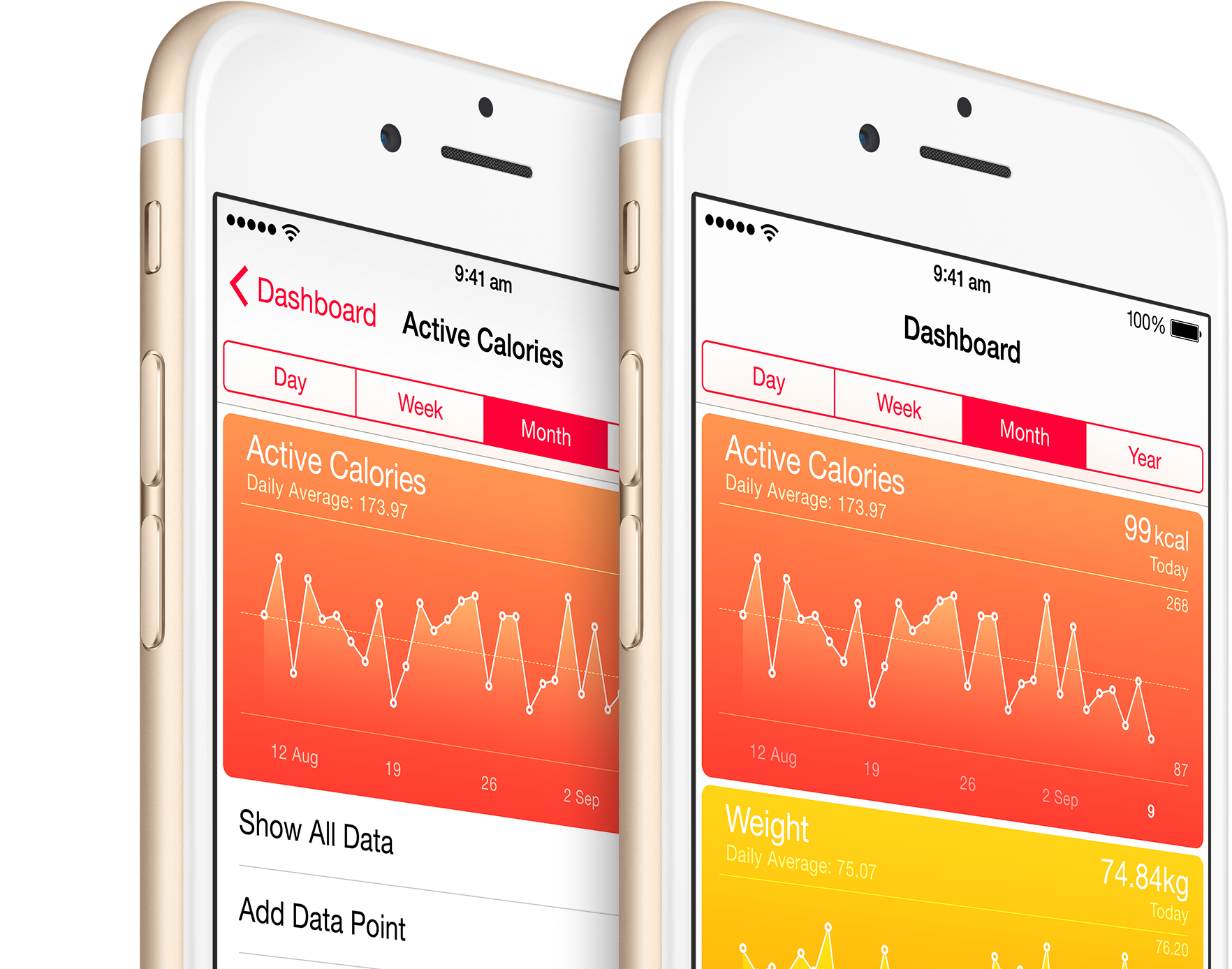 Apple Healthkit