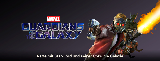 Marvel's Guardians of the Galaxy TTG