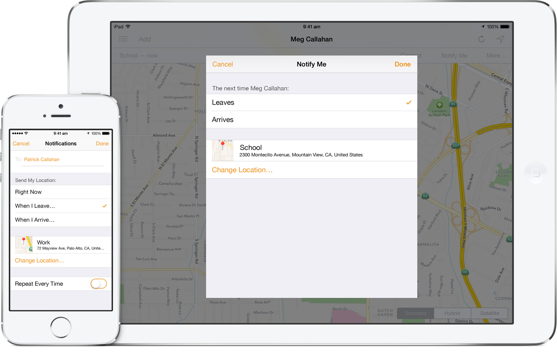 Apps - Find My Friends - Apple (AU)