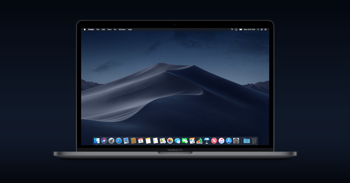 macOS Mojave - Apple (AU)