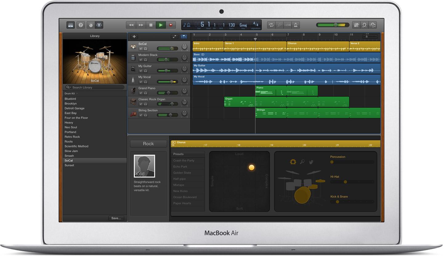 Education - Mac inside and outside the classroom  - Apple (CA)