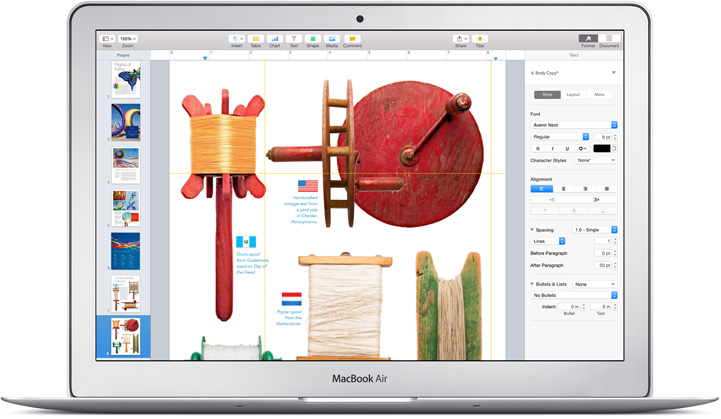 Education - Mac inside and outside the classroom. - Apple (CA)