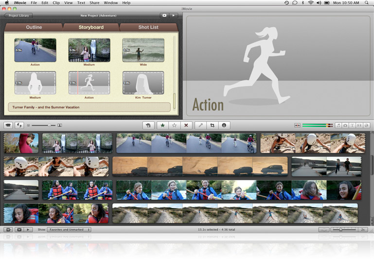 Apple Canada Ilife Imovie Read About Movie Trailers And