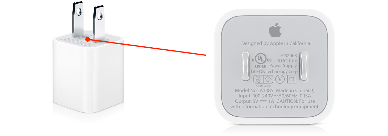 About Apple USB Power Adapters - Apple (CA)