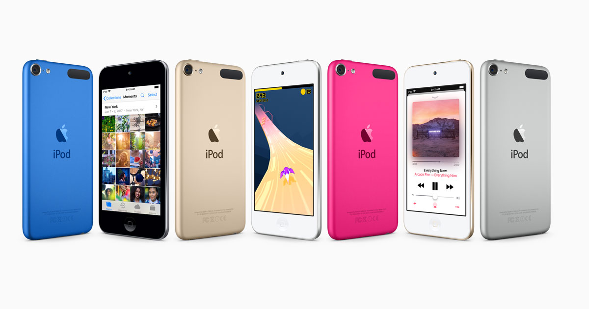 iPod touch - Apple (ES)
