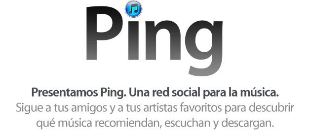 iTunes Ping - Música, artistas y amigos. Un sitio para reunirlos a todos.