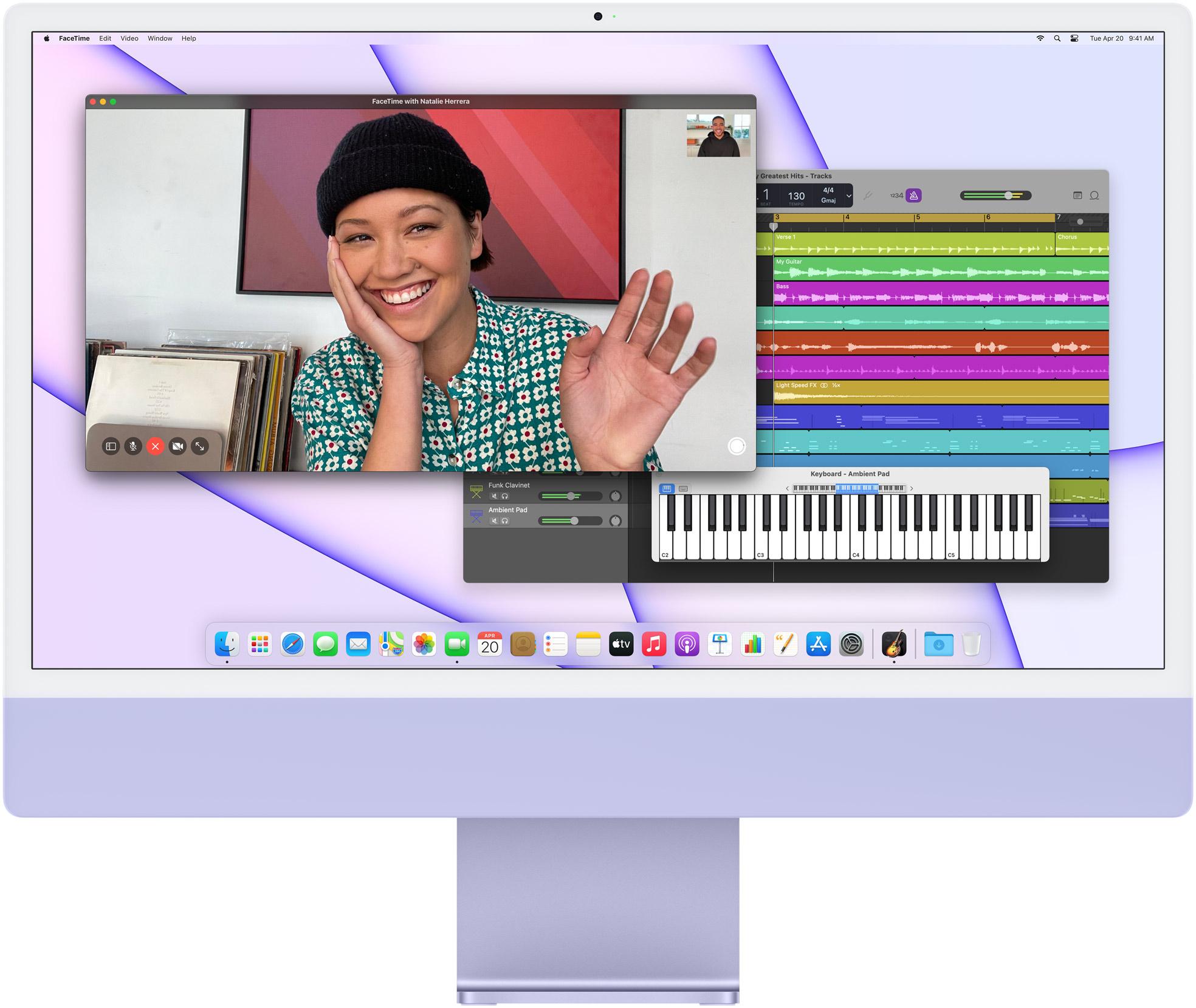 iMac 24 2021