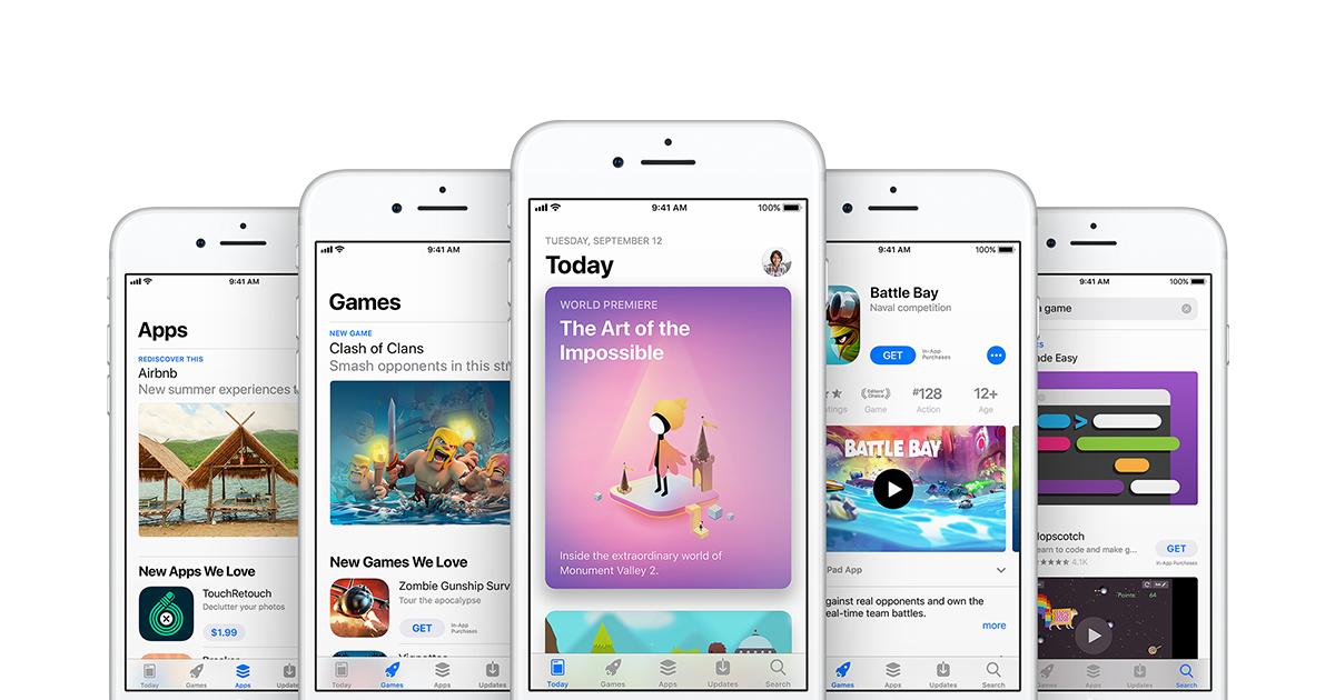 App Store - Apple (IE)
