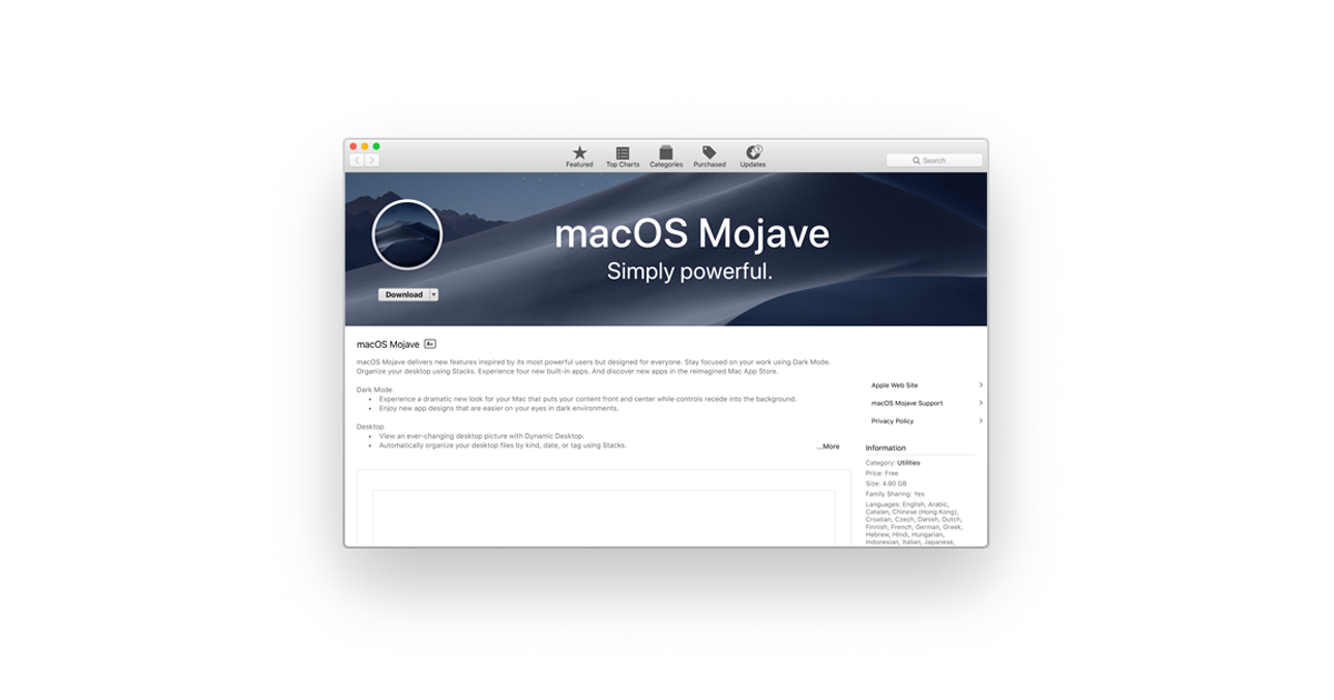 Macos Wat Is Macos Apple Nl