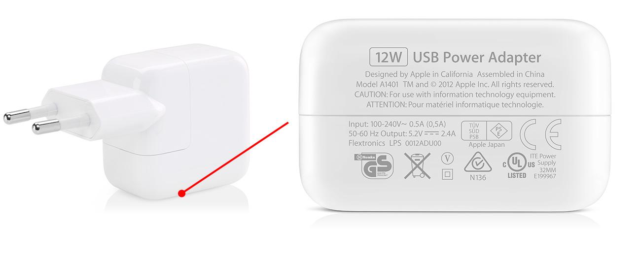 ac2a67275c8 Acerca de los adaptadores de corriente USB de Apple - Apple (ES)