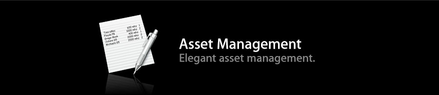 Elegant asset management