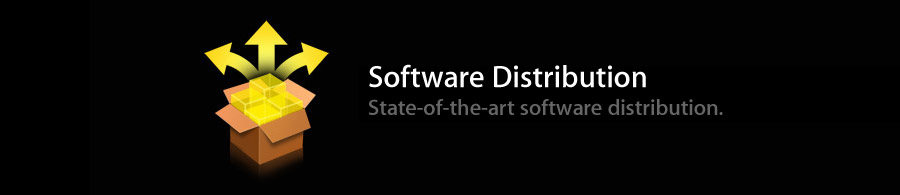 State-of-the-art software distribution