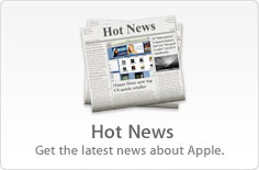 Hot News: Get the latest Apple news and events.