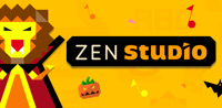 Zen Studio: finger painting to relax & focus
