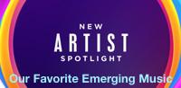 New Artist Spotlight