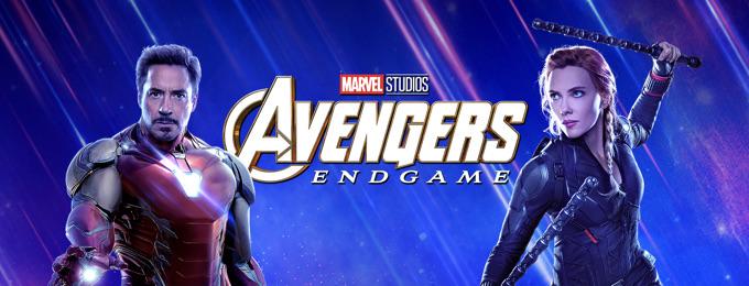 The Avenger: Endgame
