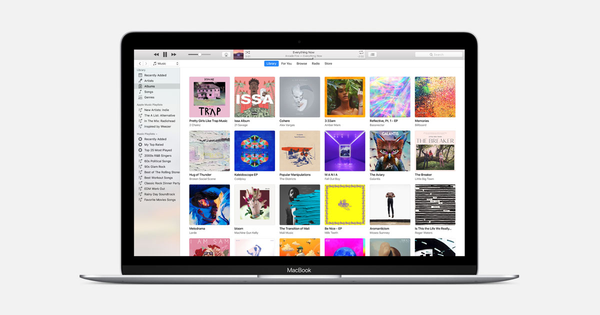 iTunes - Music - Apple