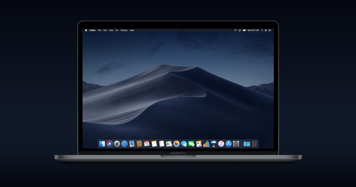 macOS Mojave - Apple