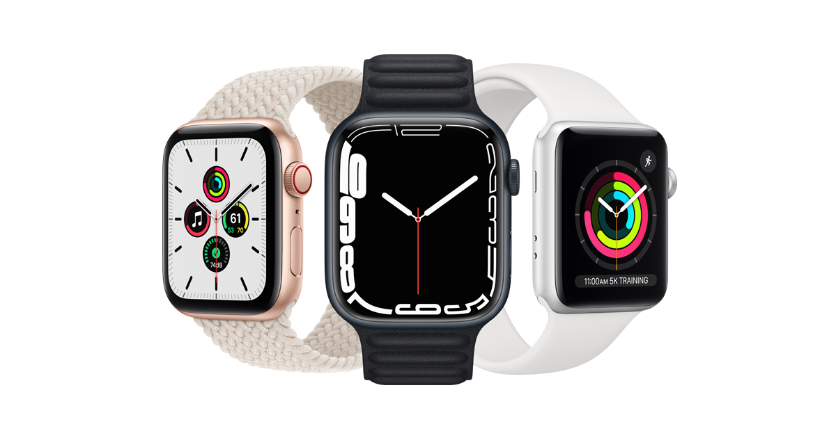 Apple Watch - Compare Models