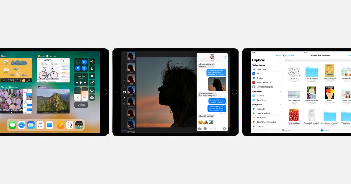 iPad Pro - iOS - Apple (MX)