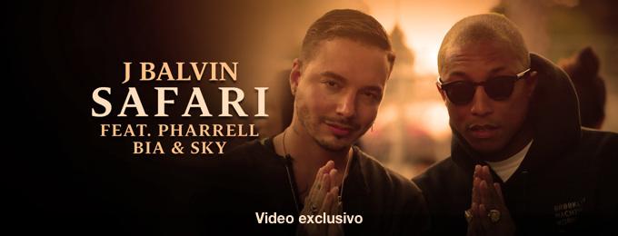 Safari (feat. Pharrell Williams, BIA & Sky)