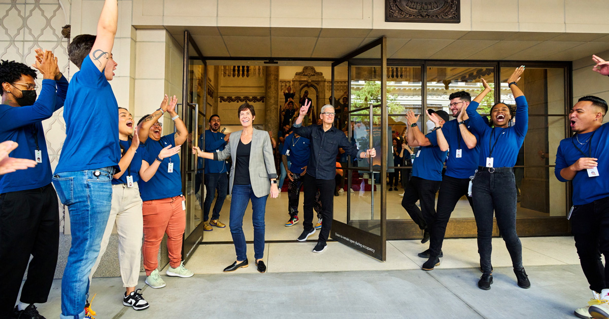 photo of Apple Tower Theatre now open in downtown Los Angeles image