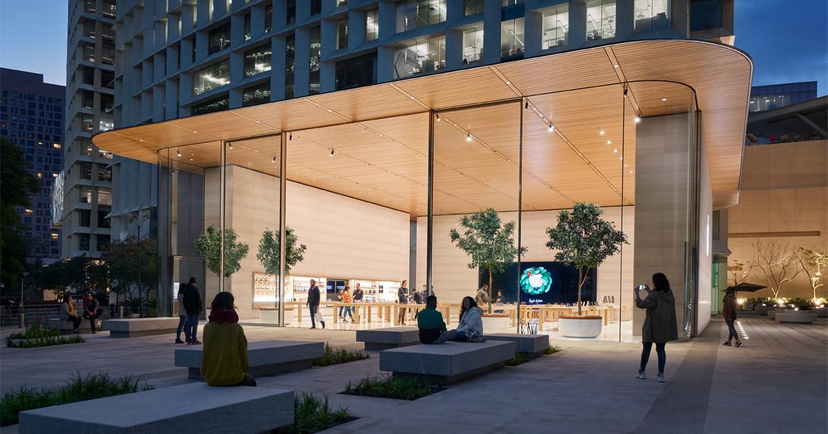 photo of Apple Antara opens Friday in Mexico City image