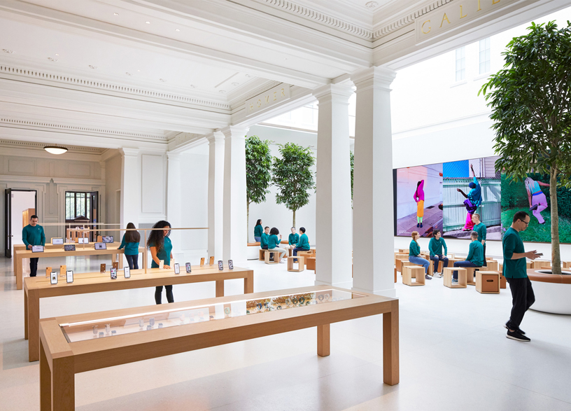 Apple Carnegie Library opens Saturday in Washington, D C