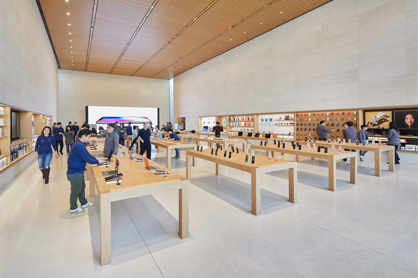 Apple's first store in South Korea opens Saturday - Apple