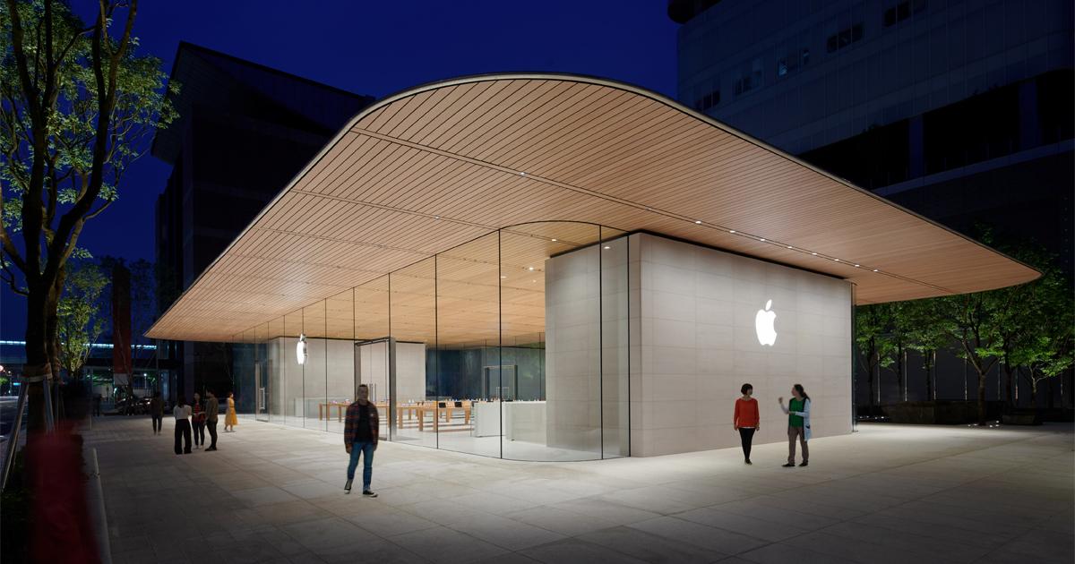 Apple Xinyi A13 opens Saturday in Taipei - Apple