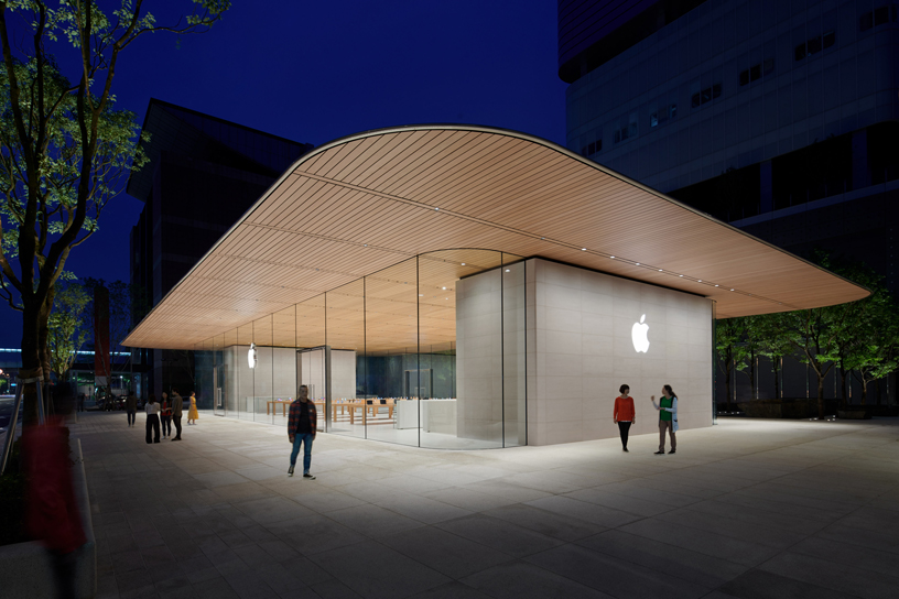Exterior da Apple Xinyi A13.