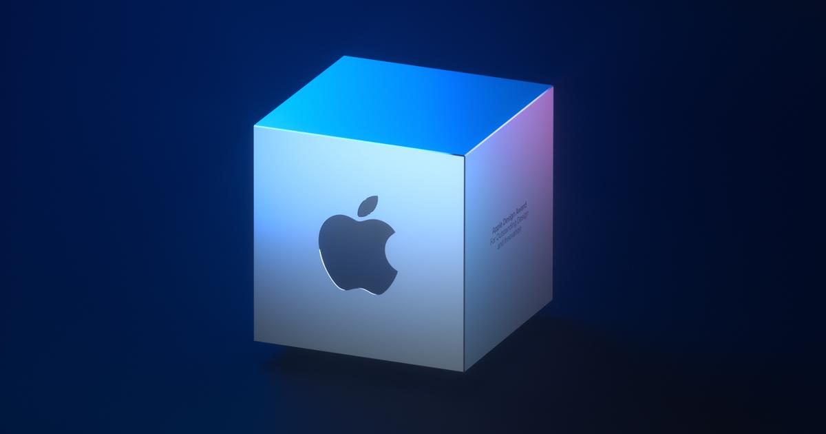 Apple Design Awards prestigia os melhores designs de apps e