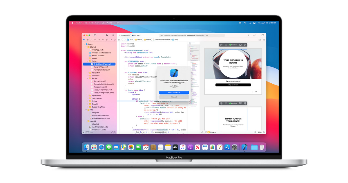 Apple Announces Mac Transition To Apple Silicon Apple