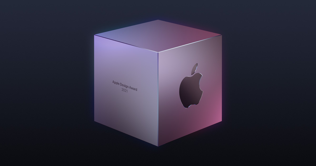 photo of Apple announces winners of the 2021 Apple Design Awards image