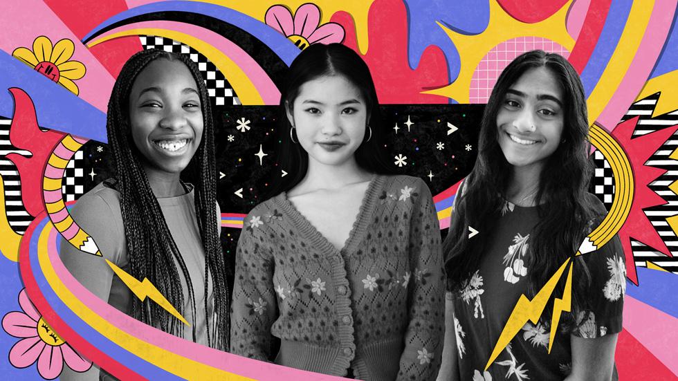 Damilola Awofisayo, Gianna Yan, und Abinaya Dinesh