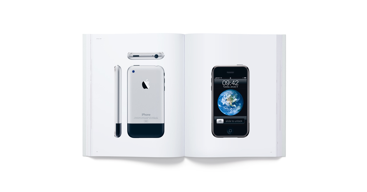Designed by apple in california chronicles 20 years of for Apple design book