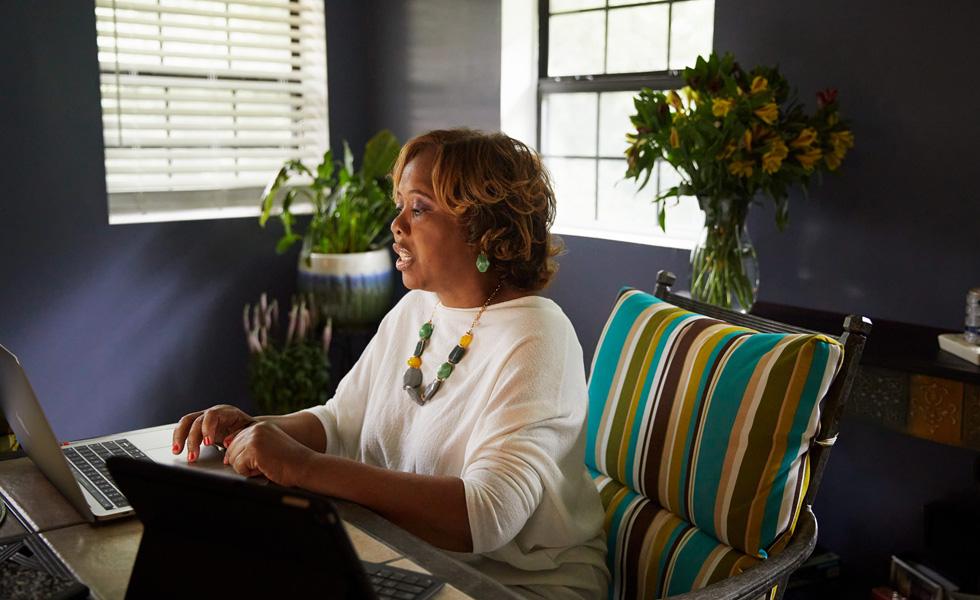 Birmingham City Schools teacher Portrice Warren.