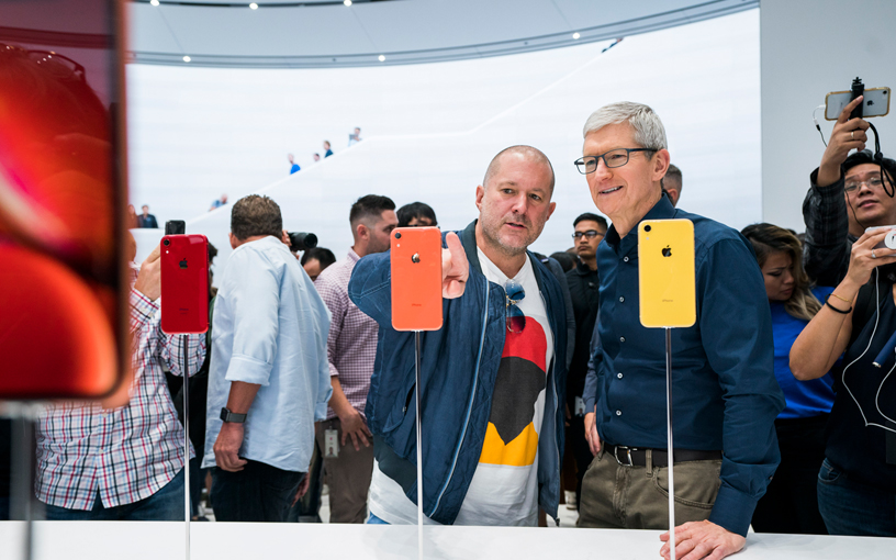 Jony Ive to leave Apple and form his own design company