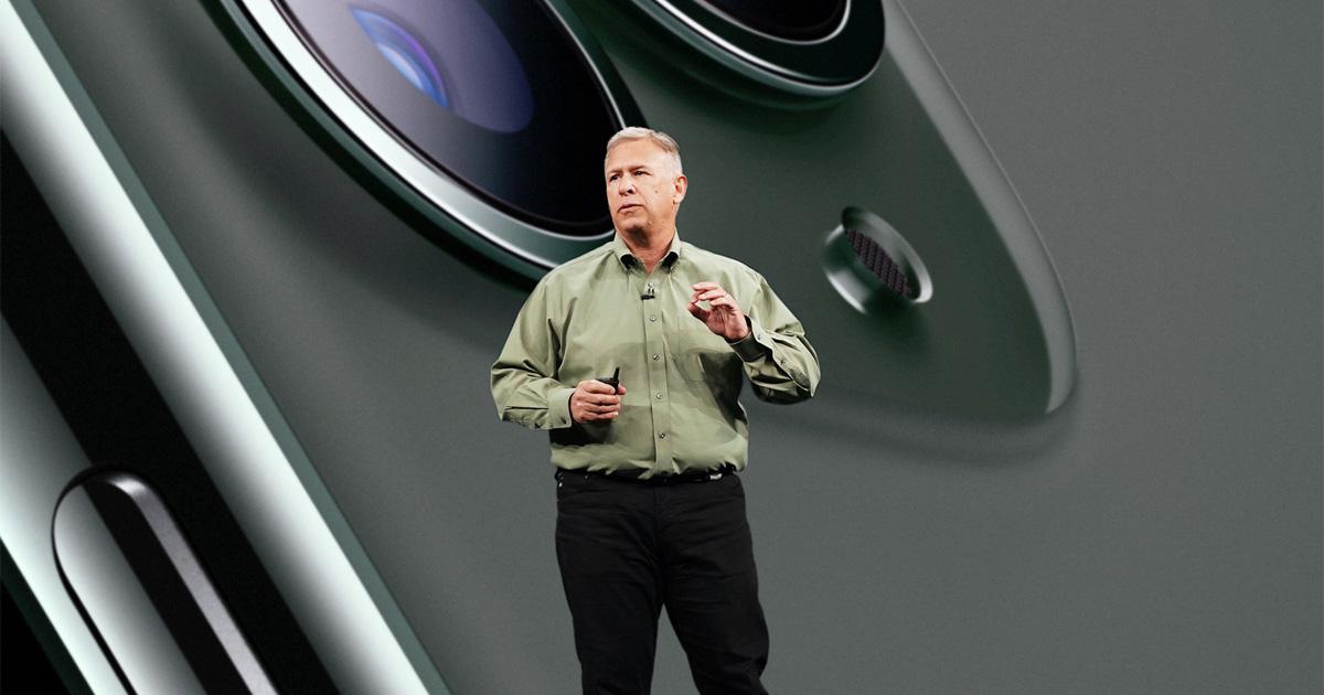 Phil Schilller Advances to Apple Fellow