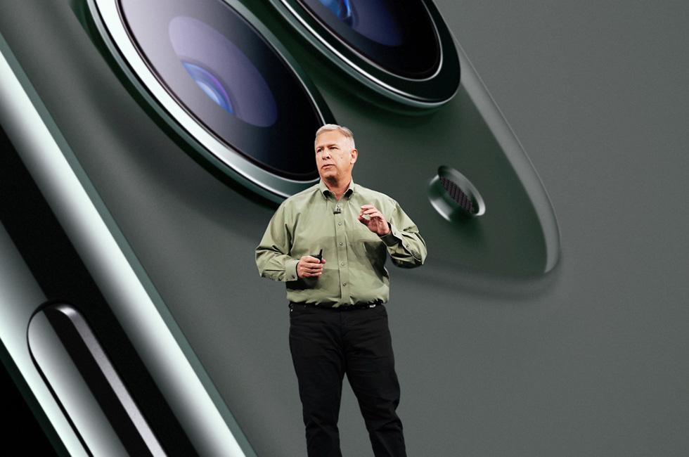 Apple Names Greg Joswiak as Its New Marketing Head