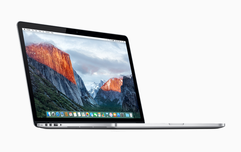 15-inch MacBook Pro 2015-2017 model.