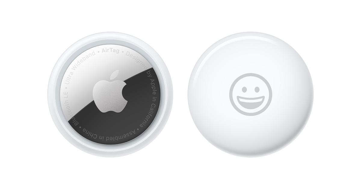 Apple introduces AirTag - Apple Newsroom