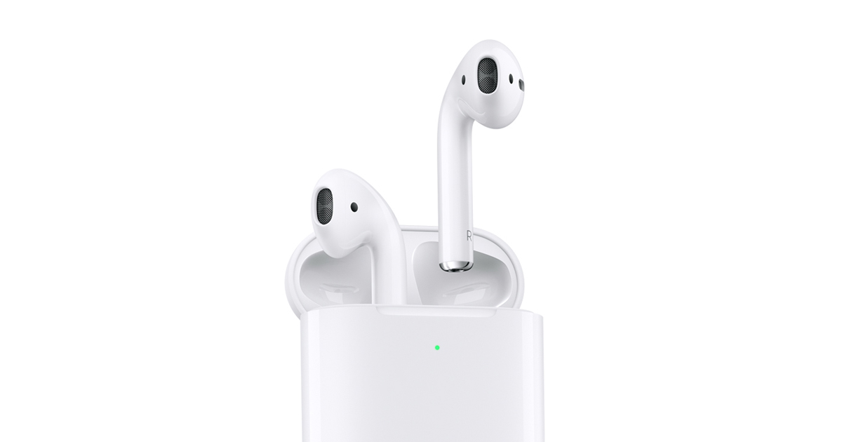 The New Airpod lineup has been released, now includes a wireless charging case