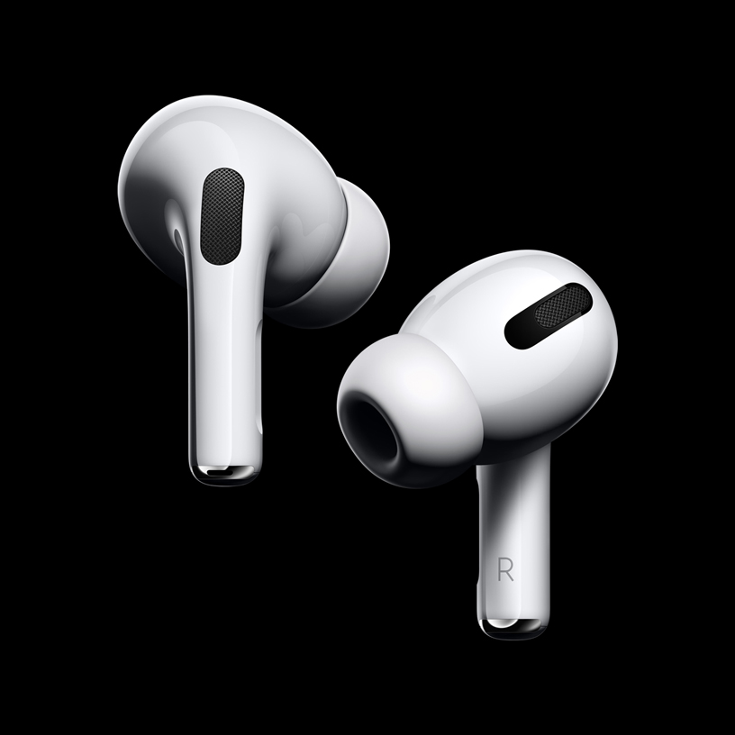 The new AirPods Pro.