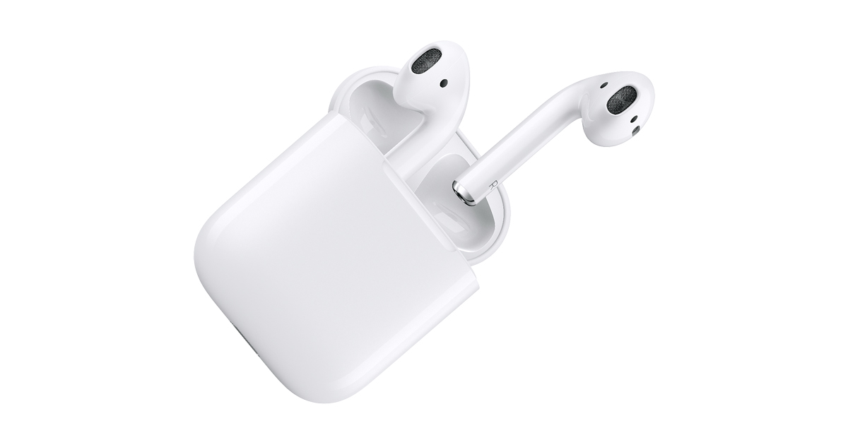 Apple Reinvents The Wireless Headphone With Airpods Apple