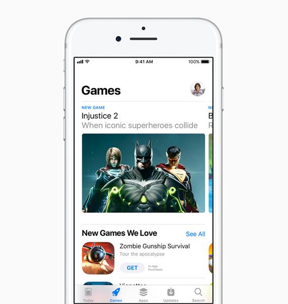 Apple Devoile Le Tout Nouvel App Store Apple Fr