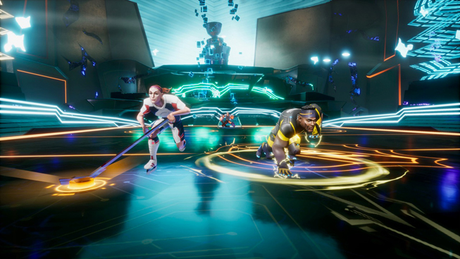 Ultimate Rivals: The Rink revealed at The Game Awards 2019