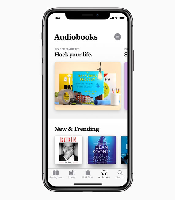 audio books iphone apple books all new for iphone and celebrates 6003
