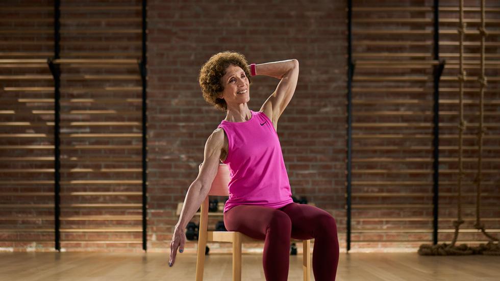 Apple Fitness+ trainer Molly Fox.
