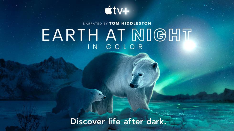 La série documentaire «La nature au clair de Lune».